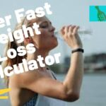 Water Fast Weight Loss Calculator