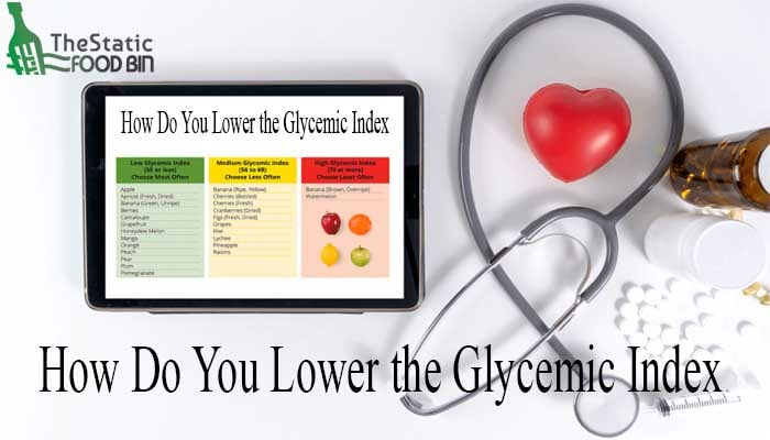 How Do You Lower the Glycemic Index-min