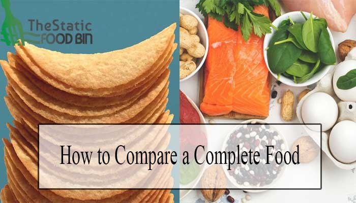 How to Compare a Complete Food-min