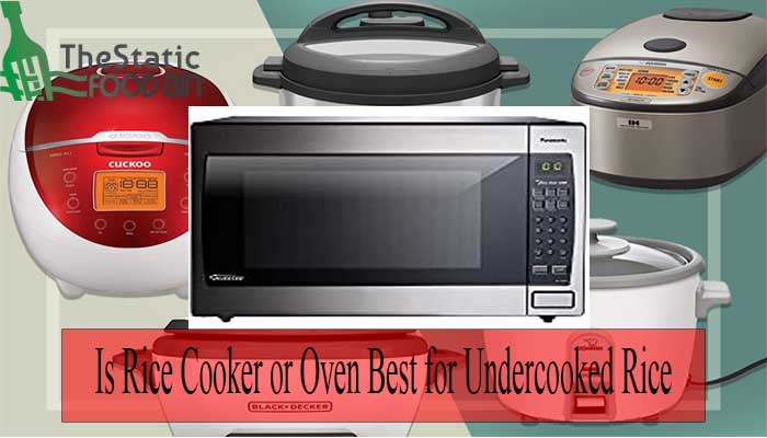 Is Rice Cooker or Oven Best for Undercooked Rice-min