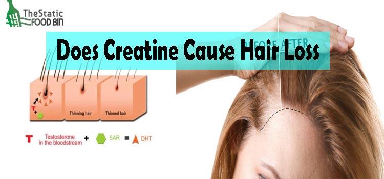 Does Creatine Cause Hair Loss