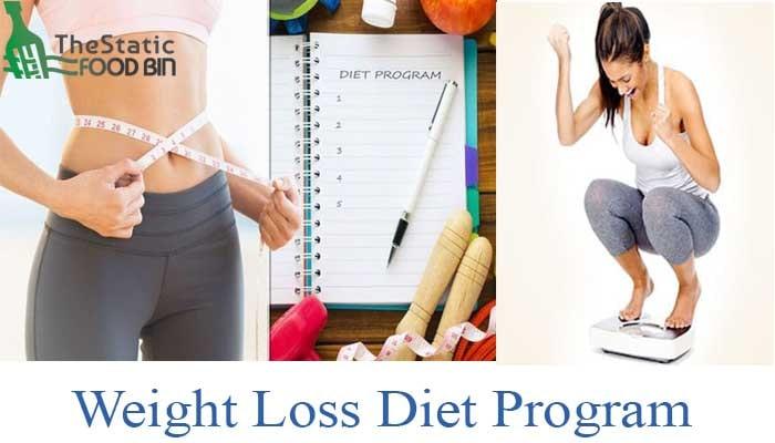 Weight Loss Diet Program-min