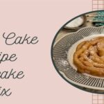 Funnel Cake Recipe Pancake Mix